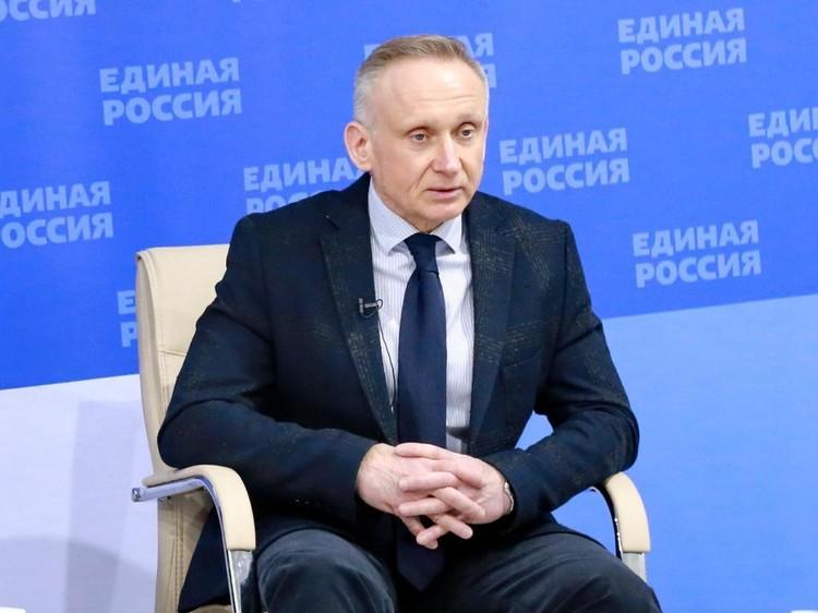 Фото: пресс-служба НРО партии «Единая Россия».