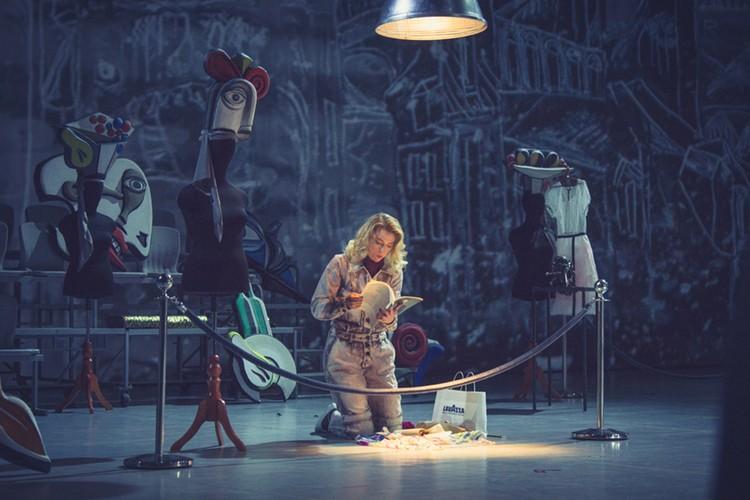 Марта Данусевич исполняет роль Мими в опере «Богема», ближайший спектакль – 5 марта. Фото: bolshoibelarus.by