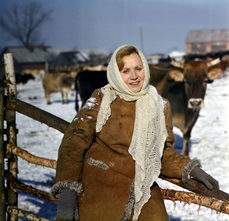 Лидия Смирнова. Фото: kino-teatr.ru
