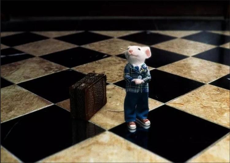Очеловеченные мыши - излюбленные персонажи.