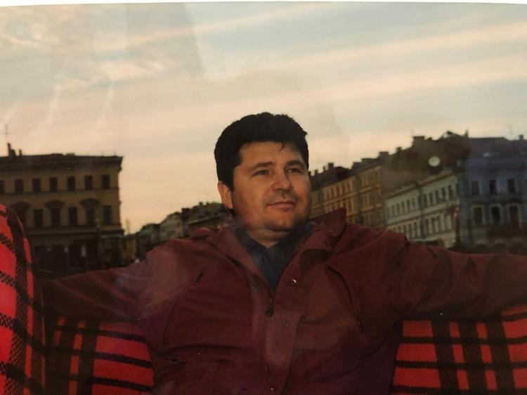 Отца Анастасии расстреляли на лестничной клетке Фото: предоставлено героем публикации