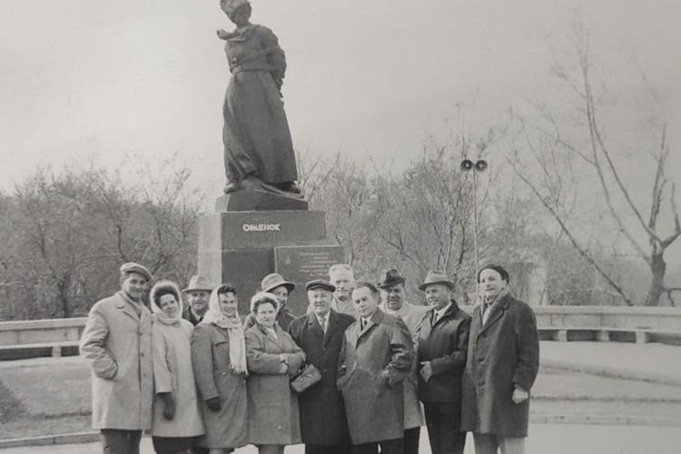 Встреча со спасенными пленными в Челябинске Фото: Музей истории медицины Челябинска