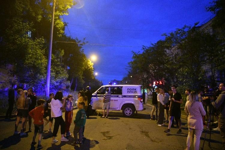 Сергей Болков ранил 9-летнюю девочку и сотрудника Росгвардии