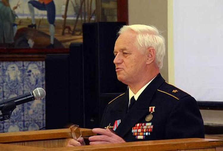 Контр-адмирал тоже найден мертвым Фото: flot.com/