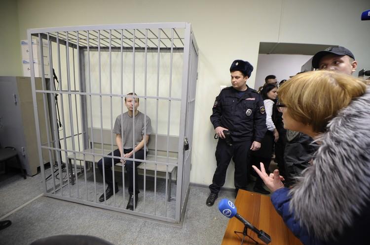 Алексей так и не объяснил матерям девушек, зачем убил их дочерей.