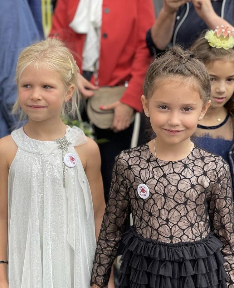 Дочь Прилучного и Муцениеце.