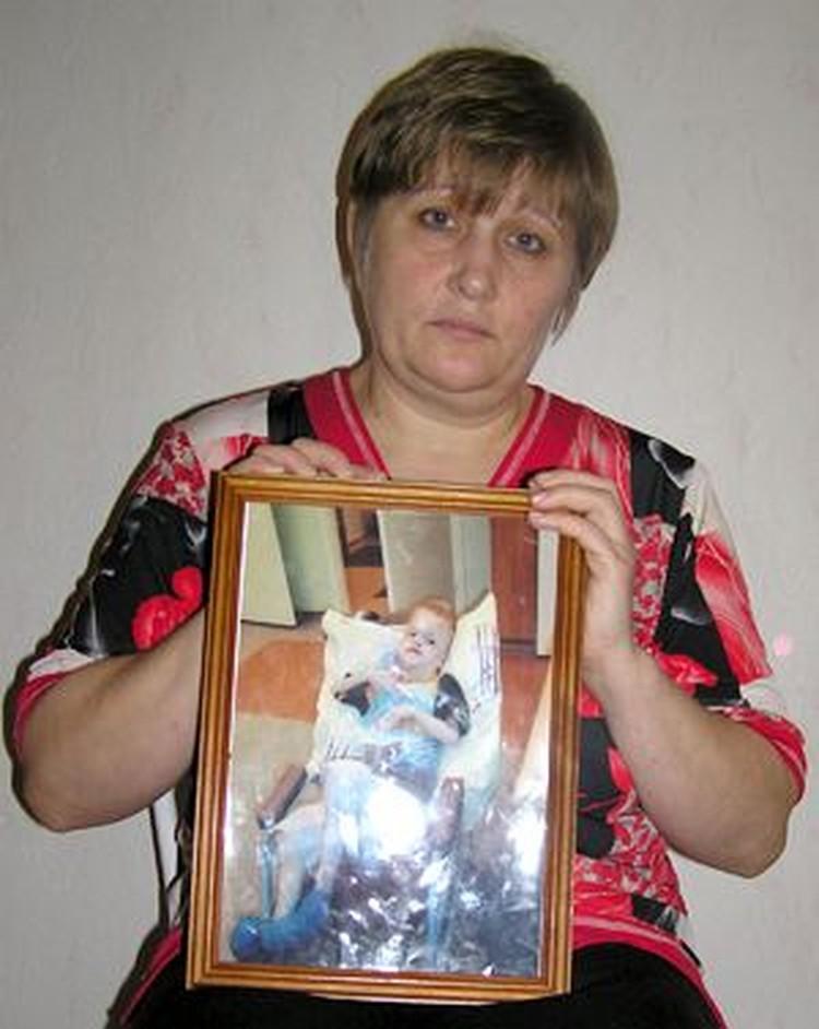 Наталья Подложевич не разрешила переливать кровь своему сыну, потому что верит, что после Армагеддона сын воскреснет и будет жить в раю на земле