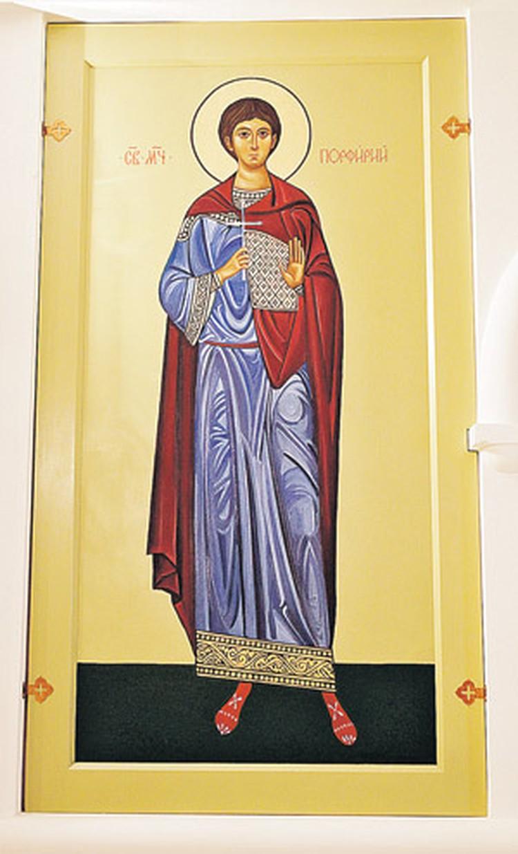 Святой Порфирий Эфесский был актером, но теперь к нему возносят молитвы работники российского ТВ.