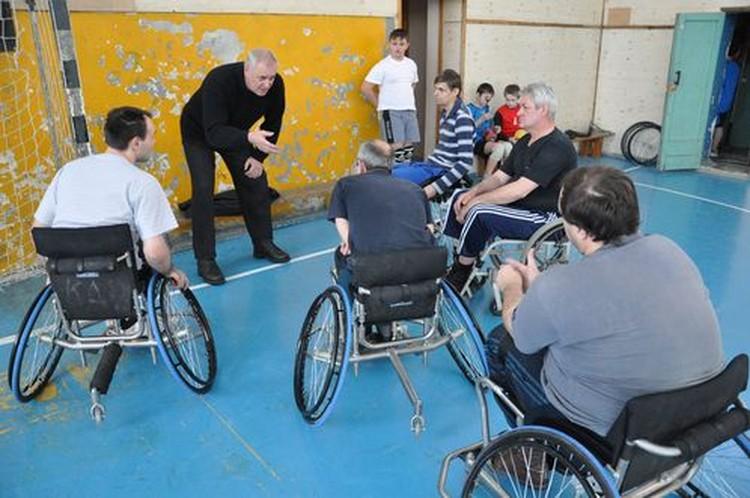 Для инвалидов отстранение Лиманского означает конец не только тренировок, но и очень важной части их жизни