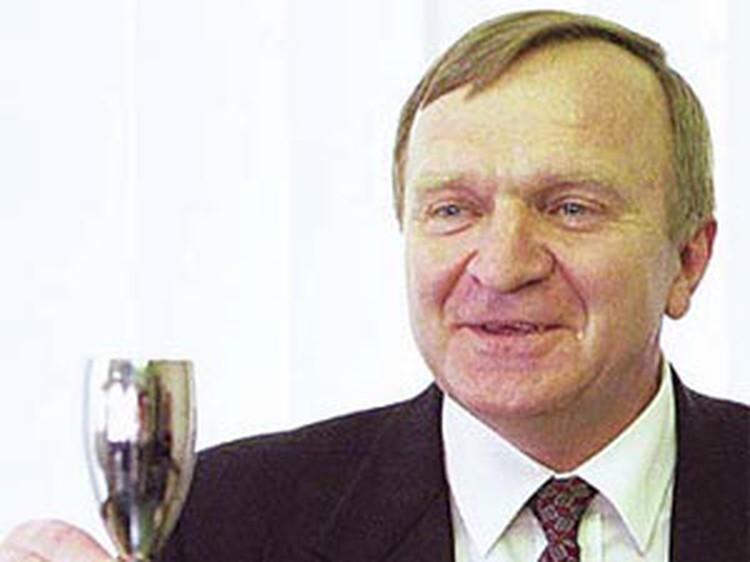Михаил Чигирь.
