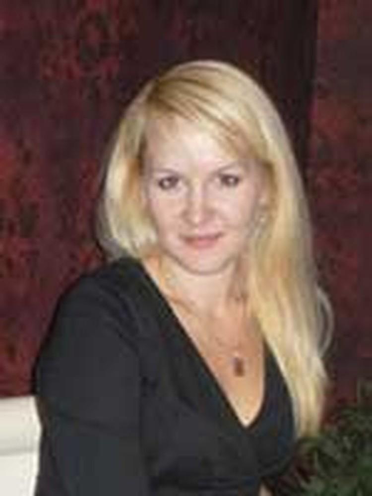 Марина Викторовна Суркова.