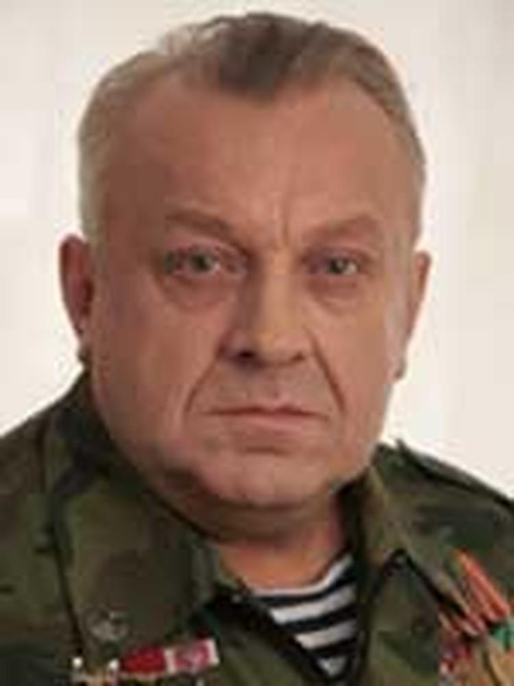 Владимир Михайлович Кузнецов.
