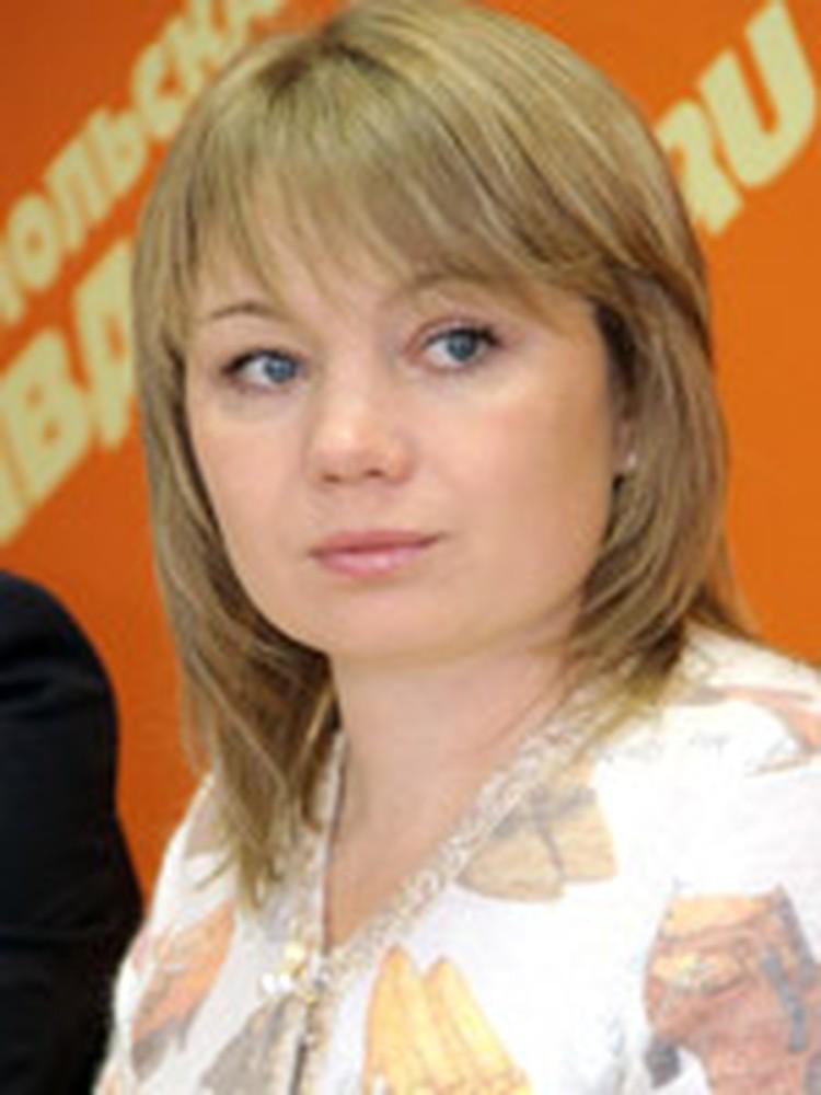 Светлана Дорофеева.