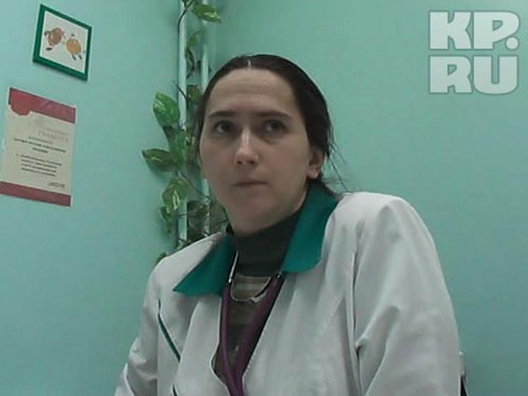 Участковый педиатр Наталья Паровая смотрела малыша за несколько часов до смерти