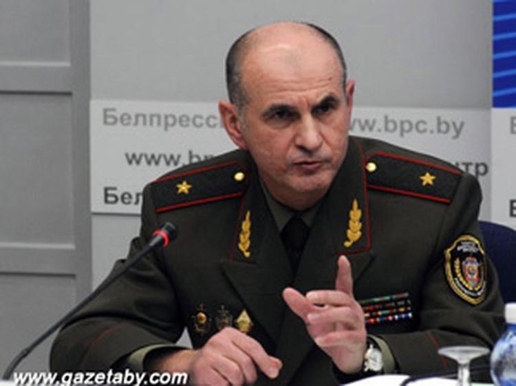Первый зампредседателя КГБ Виктор Вегера