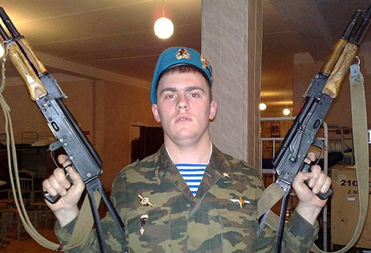 Дима был уверен: десантники такой шутки не оценят...