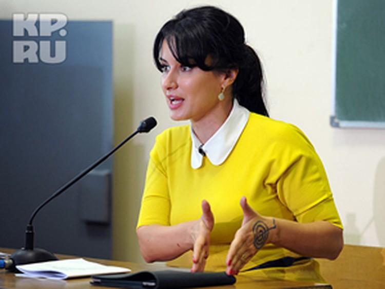 Тина Канделаки: На следующих выборах увидим Медведева и Кудрина