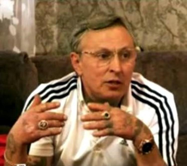 """Есть версия, что Круг написал """"Владимирский централ"""" для Саши """"Севера"""" (на фото)"""