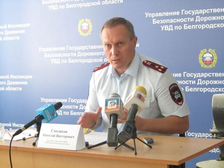 Николай Смоляков: Количество погибших на автодороге «Крымск» увеличилось практически вдвое.