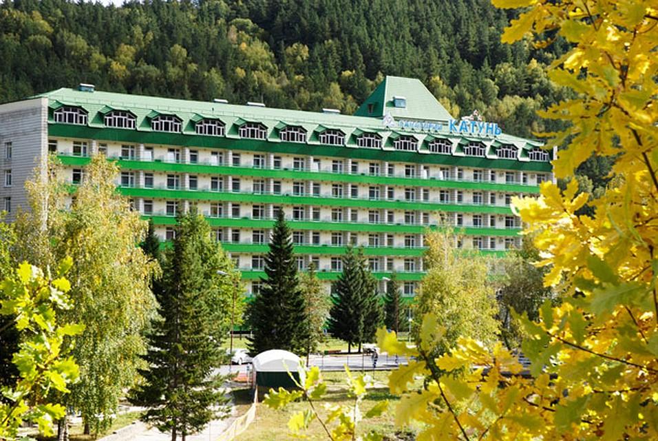 белокуриха отель сибирь фото скалы находятся