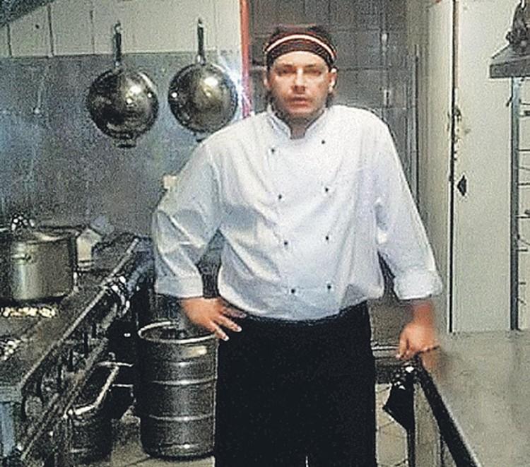 Повар-убийца Алексей Кабанов привык рубить туши баранов.