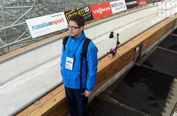 Тверской волонтер Ярослав Мигачев несет вахту на опасном участке трассы