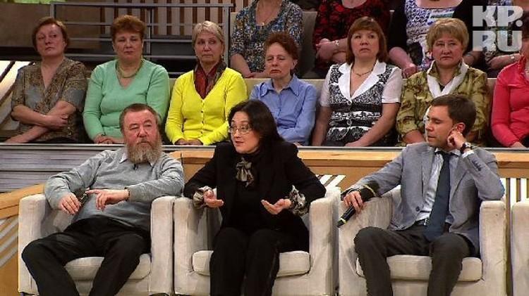 """Корреспонденты """"Комсомолки"""" стали экспертами во время записи программы"""