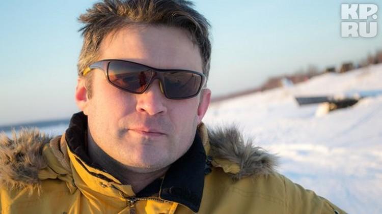 Олег Шашин пропал вместе со своими детьми