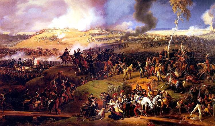Бородинское сражение стало одним из самых кровопролитных в истории наполеоновских войн