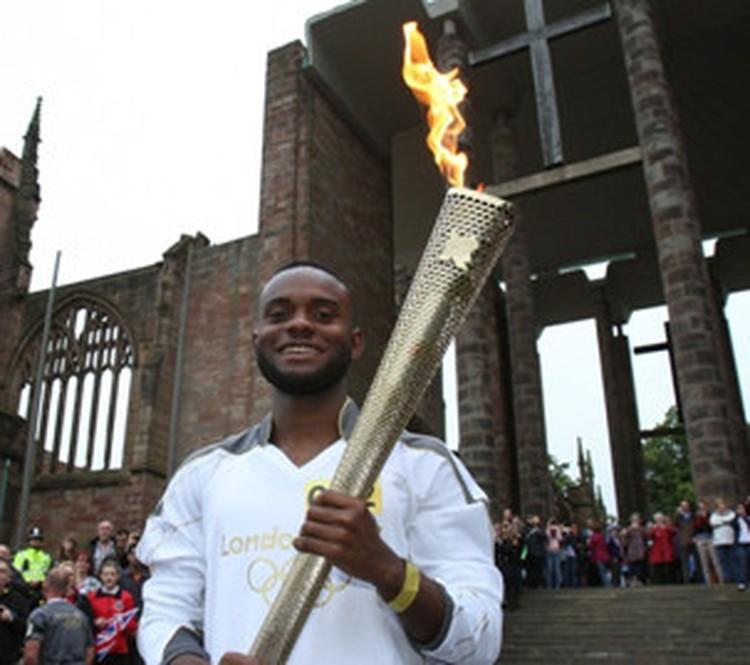 Эстафета Олимпийского огня «Лондон 2012»