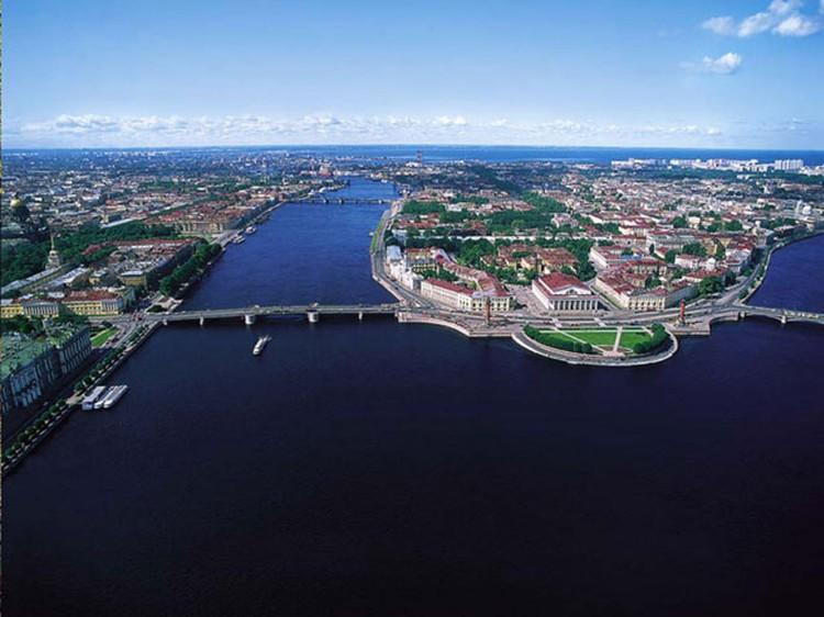 Санкт-Петербург. Васильевский остров.