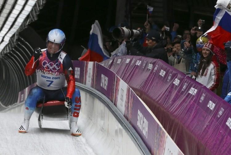 Россиянин уступил всего 0,476 секунды победителю немцу Феликсу Лоху