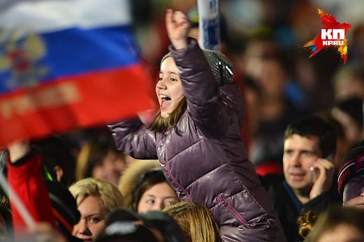 Но есть и еще одна причина гордиться Олимпиадой. Именно благодаря ей изменилась психология большинства людей