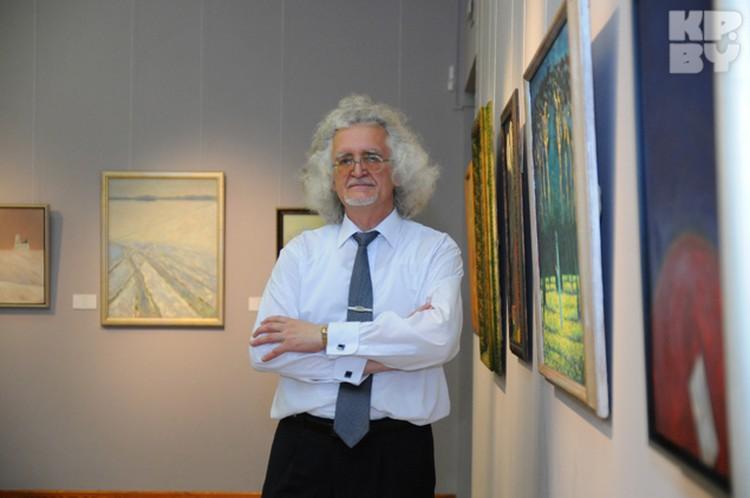 Владимир ПРОКОПЦОВ, директор Национального художественного музея Беларуси