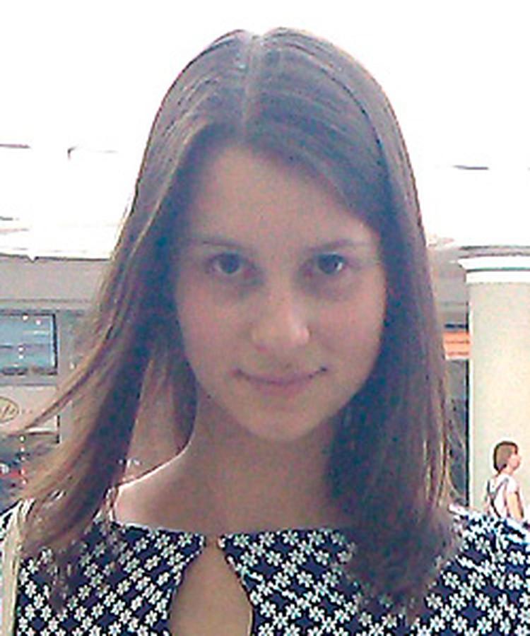 Карина Селивонова.
