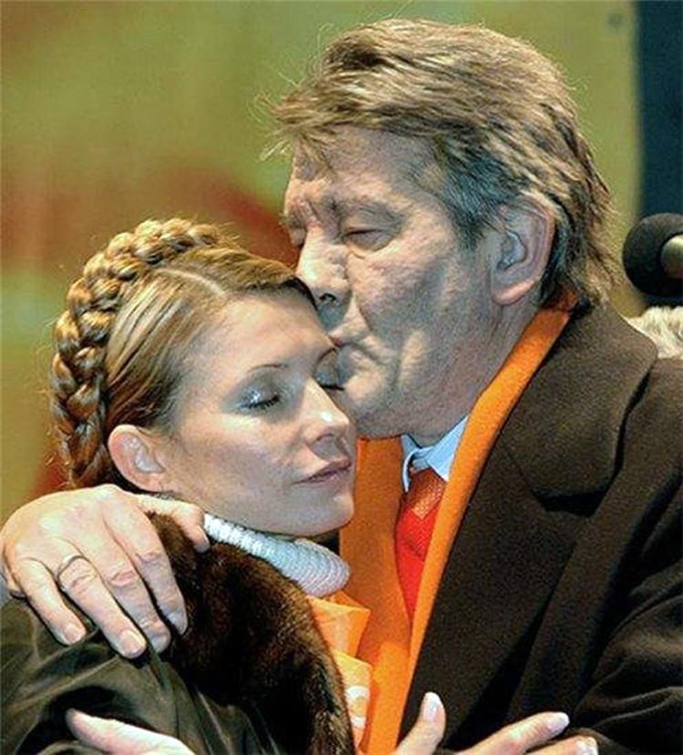 Проказой заразилась и Юлия Тимошенко