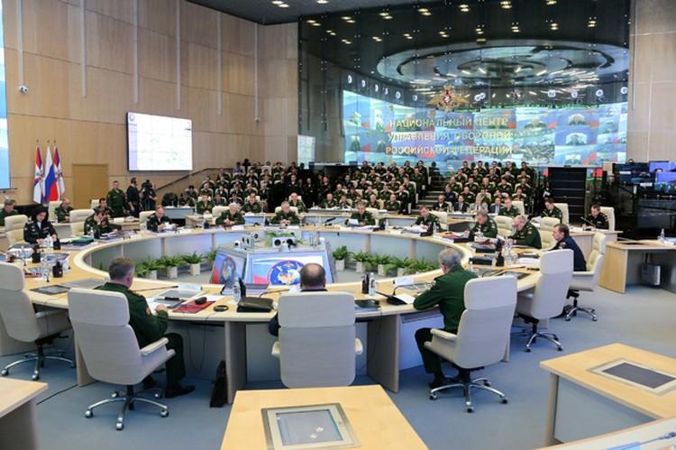 Кстати, вопрос о создании НЦУО 1 ноября обсуждался на очередном селекторном совещании в Минобороны
