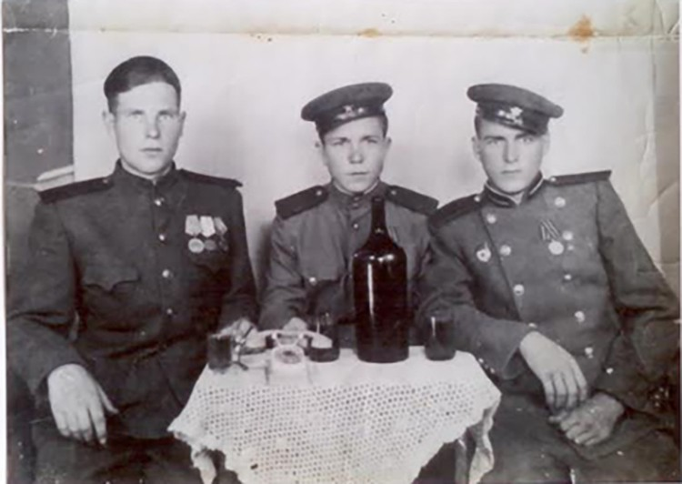 Леонид Тихомиров. Фото из семейного архива