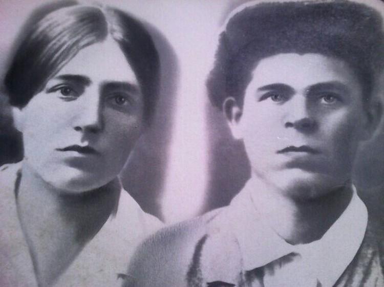 Вера и Федор Охотниковы. ФОТО: из семейного архива