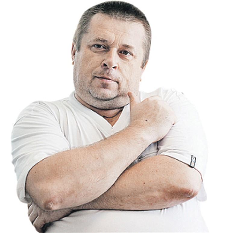 Александр Гришин.