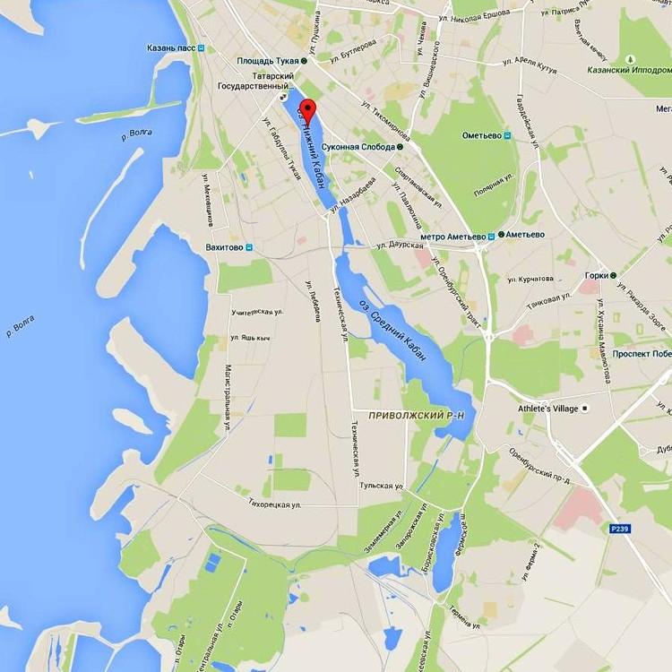 Общая площадь трех озер - 1,86 квадратных километра.