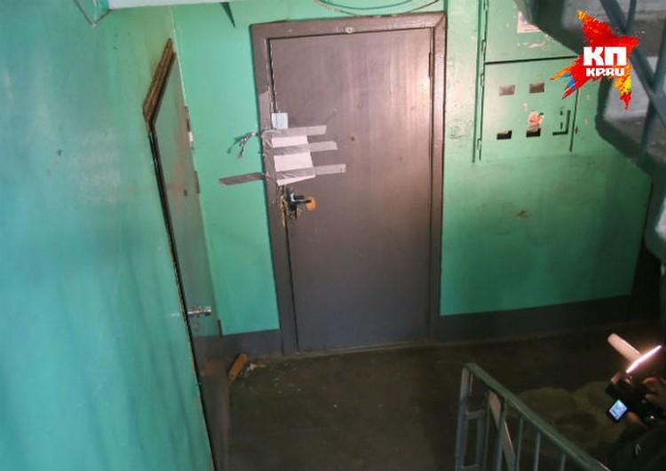 В этой квартире на Димитрова расчленительница жила больше сорока лет.