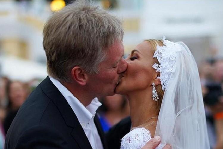 1-го августа, в Сочи прогремела свадьба Дмитрия Пескова и Татьяны Навки