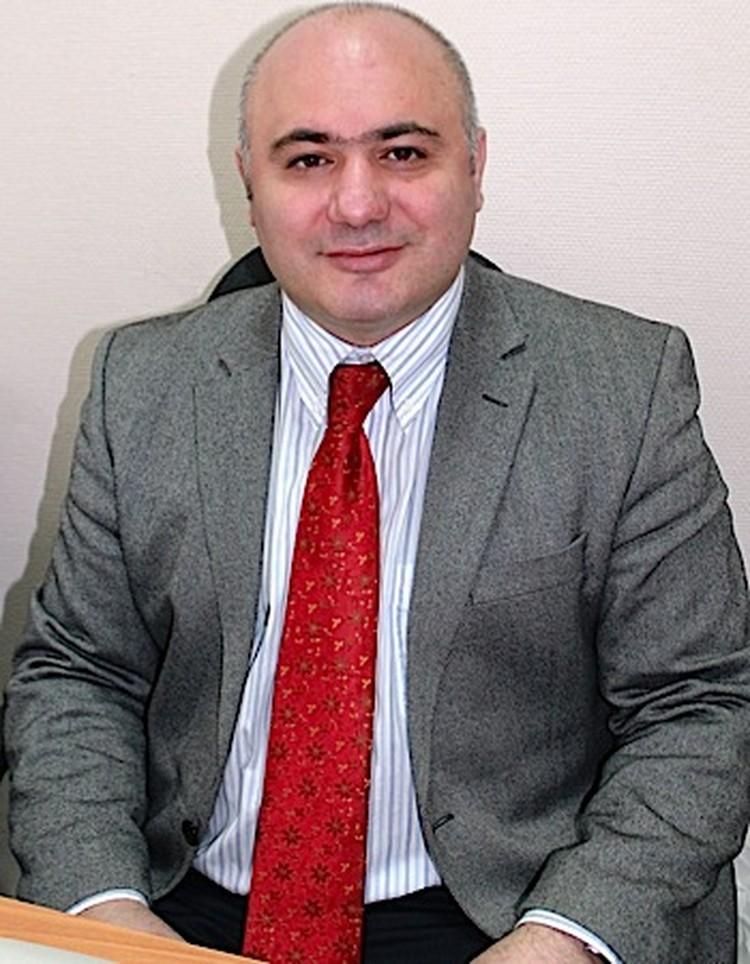 Мехман Мамедов.
