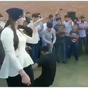 Лезгинки танец ролики сексуалние