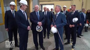 Лукашенко рассказал директору МАПИДа, что три года проработал в должности замдиректора на подобном предприятии