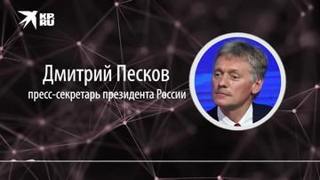 Дмитрий Песков прокомментировал выдвижение Владимира Путина на Нобелевскую премию мира.