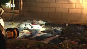 Следователи работают на месте убийства 9-летней девочки в Нижегородской области