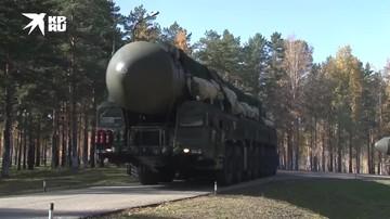 Учения ракетных войск стартовали в Иркутской области после перевооружения