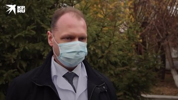 Городскую больницу в Челябинске полностью оборудовали для лечения больных COVID-19